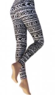 Legging Azteque